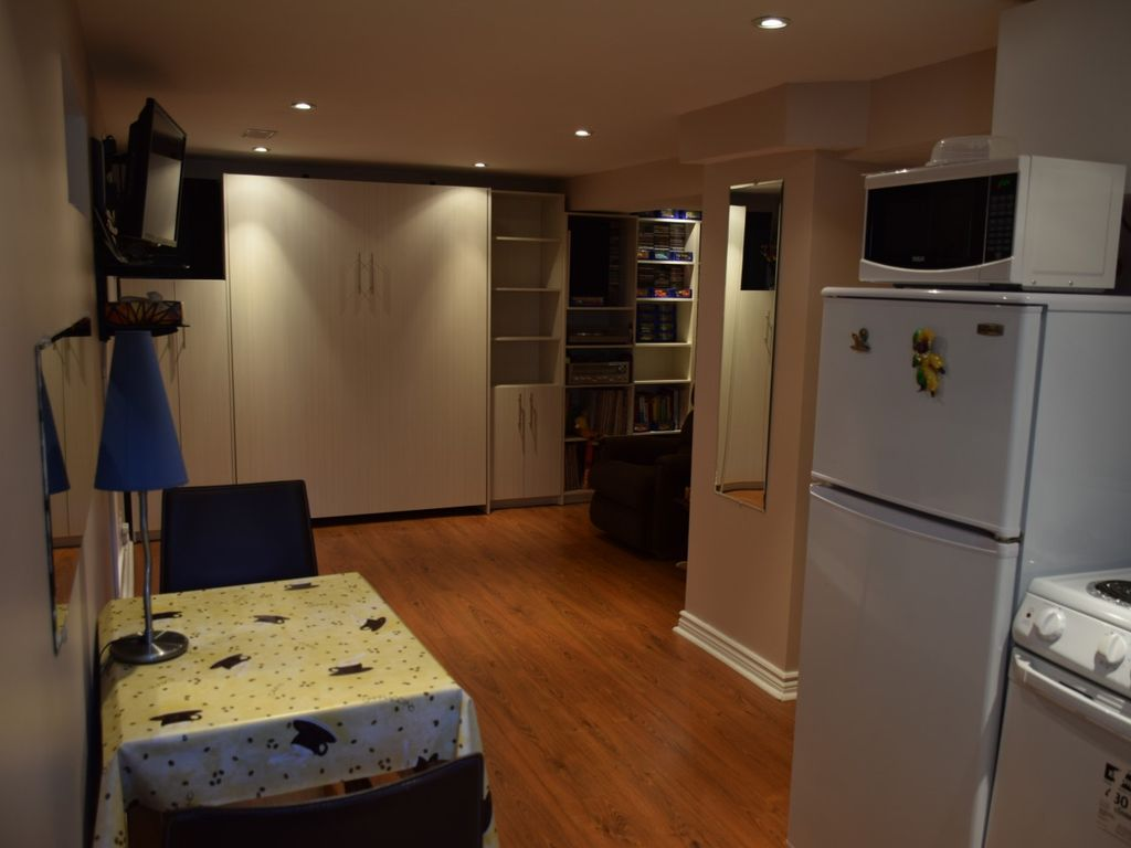 Nice and quiet basement apartment newly renovated for one for Nice basements