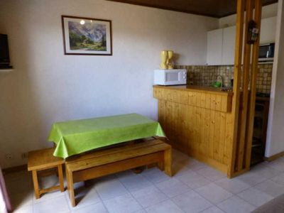 Photo for Apartment Alpe d'Huez, studio flat, 4 persons