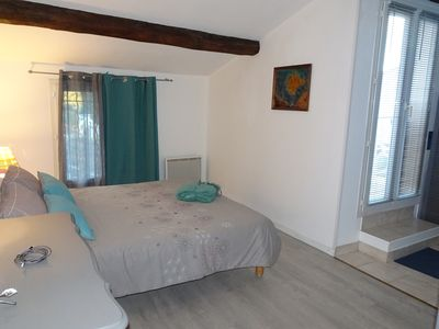 Photo for GITE *** 2p, pleasant and well equipped ceyras