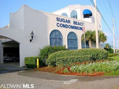 Photo for Sugar Beach Unit #166 - fabulous, updated unit with all the nice amenities