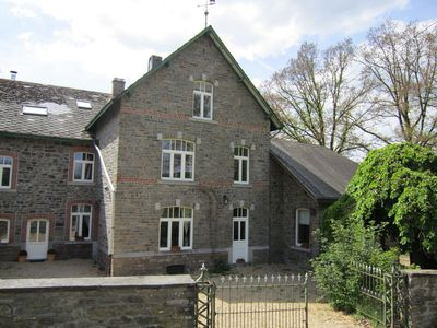 Photo for Large cozy cottage with home cinema, situated in a quiet location
