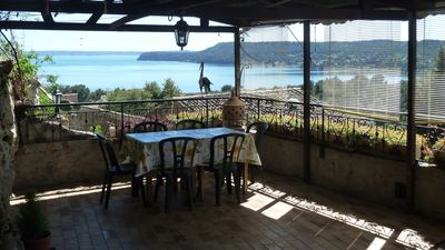 Photo for House in charming Village Grande Private parking shaded panoramic terrace