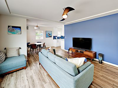 Photo for New Listing! Central San Diego Gem w/ Private Patio & Fresh Updates