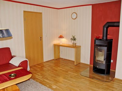 Photo for Apartment Kastanienblick with fireplace - Ferienwohnungen Ramitz