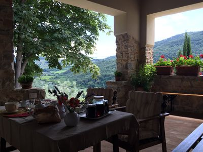Photo for 1BR Farmhouse Vacation Rental in Bagno A Ripoli, Toscana
