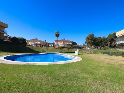 Photo for 156 - TRAMUNTANA - EXCELLENT APARTMENT WITH THREE ROOMS, SWIMMING POOL AND PK