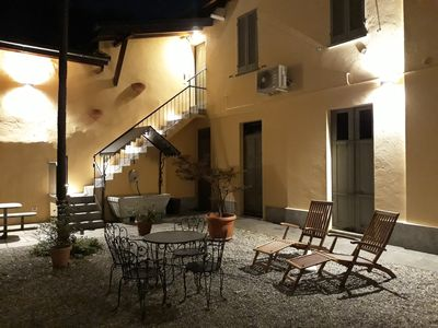 Photo for Beautiful apartment in the center of Pallanza