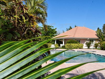 Photo for Bahamas offer for Boaters: Fantastic Waterfront Chalet with free Boat Dock