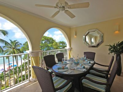 Photo for Luxury Oceanfront Condo with Pool - Sapphire 313