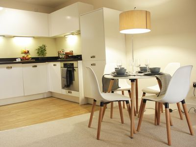 Photo for Apartment-Private Bathroom-The Postbox Suite - 2 Bed