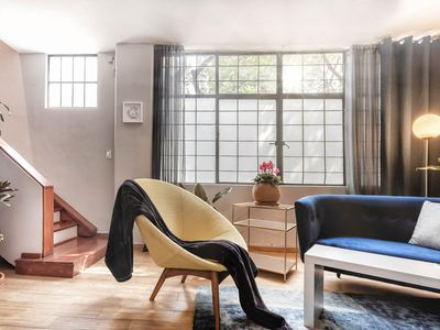 Photo for Beautifully renovated apartment in Condesa