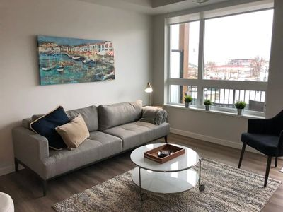 Photo for Modern 2 Bedroom in Downtown | Minutes to Beach