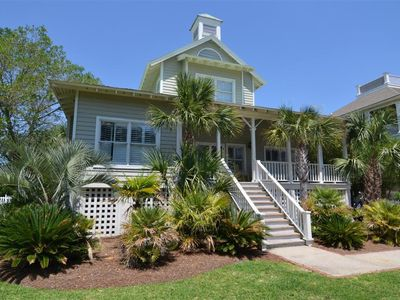 Photo for Beach House Just Steps from the Ocean, Featuring Hardwoods, tile baths and wifi