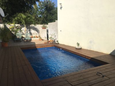 Photo for Marine Villa with swimming pool close to the lagoon of St Leu