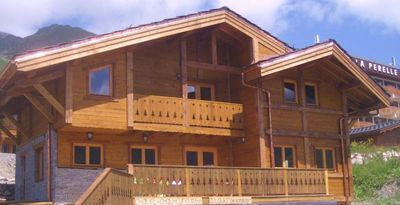 Photo for 3BR Chalet Vacation Rental in Montgellafrey, Auvergne-Rhône-Alpes