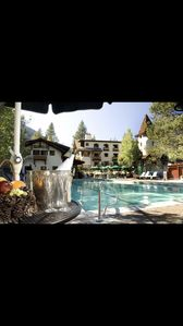 Photo for 1BR Resort Vacation Rental in Olympic Valley, California