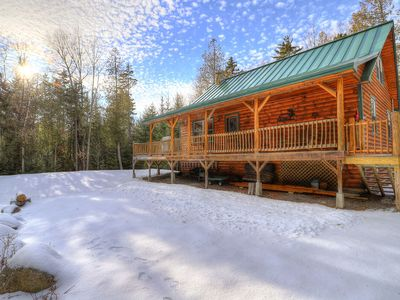 Photo for OConnor Camp - Two bedrooms plus a loft make this a great family getaway