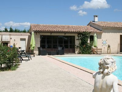 Photo for In the heart of Provence, discover our house, in a quiet setting