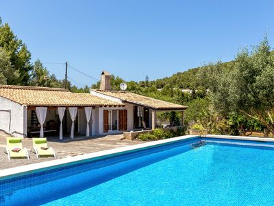 Photo for Finca Son Bessó (011103) - Country house for 2 people in Capdepera