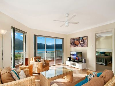 Photo for BY THE BEACH - WATERFRONT ETTALONG BEACH