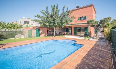 Photo for House Montseny - Four Bedroom Chalet, Sleeps 8