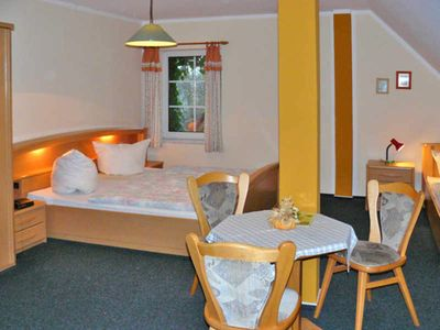 Photo for Room 4 (3BZ) - family-friendly guesthouse with leisure facilities