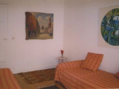 Photo for Apartment Standing beautiful areas of Paris, 10 minutes walk from the Eiffel Tourr