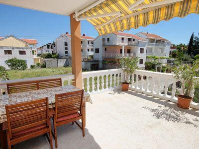 Photo for One bedroom apartment with terrace Vodice (A-4172-b)