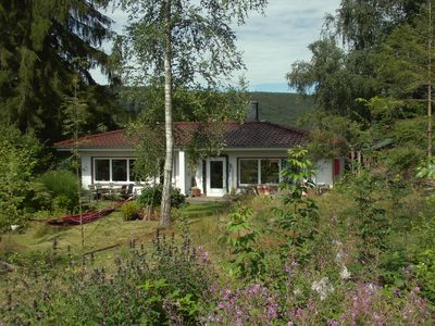 Photo for House 3 Holiday home Hilkenberg with wood stove u. garden
