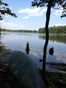 Photo for LG, Beautiful, Secluded LAKEFRONT-AMENITIES-HOT TUB. Fall is beautiful/Poconos!