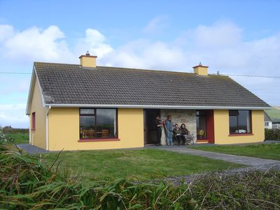 Tigh Mimi/ Ballincolla/Dingle Peninsula/ County Kerry- Freistehend - 6 Personen