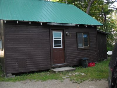 Photo for Lake Wolsey Cabins - Cabin 4 or 5