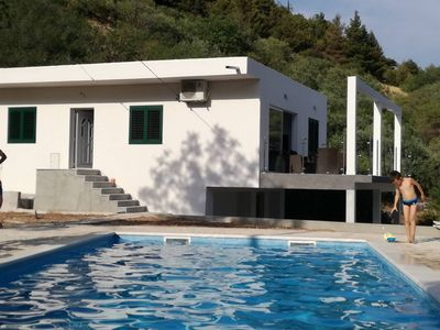 Photo for Villa Dino , familly friendly villa with swimming pool in Marušići
