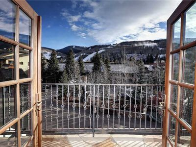 Photo for Luxurious Penthouse Condo on 2 Levels w/ Amazing Village and Mountain Views!