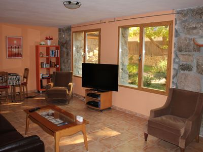 Photo for Beautiful independent apartment with garden views