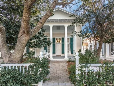 Photo for 25 Natchez in Seaside | 2 minutes to beach | NEW Furnishings | 4BR 3BA