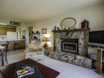 Photo for BT202 by Mountain Resorts: Stroll to trails or Mtn base area + great amenities