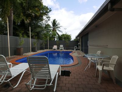 Photo for Tropical Retreat - Fully Firnished with Swimming Pool