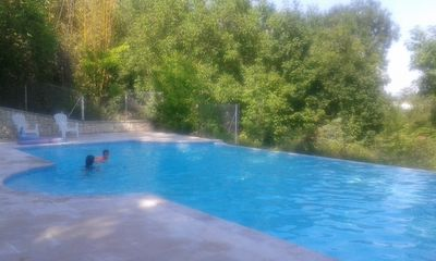 Photo for Cottage 6-8 pers 95 m² with terrace - Château Marith (Pool, Games ...)