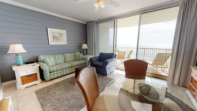 Photo for Beach Front Therapy with all Clubhouse Amenities Included! Doral 1102