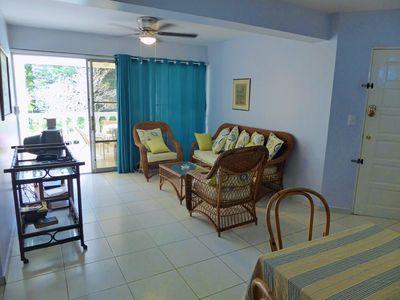 Photo for 2BR Sosua Condo Just 5 Minute Walk To Town And Beach