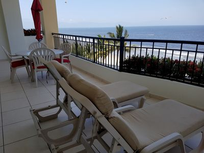 Photo for Playa Royale #603 Two bedroom Oceanfront