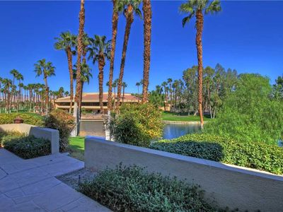 Photo for VY072 - Palm Valley CC - Spacious End Unit Next to Pool & Spa