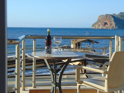 Photo for 1BR Apartment Vacation Rental in Agia Marina Chania