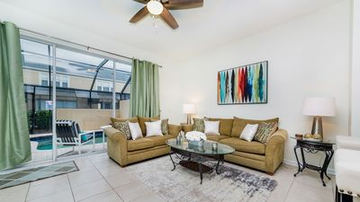 Photo for Luxury 3 Bedroom Townhome on Windsor Hills Resort, Orlando Townhome 3253