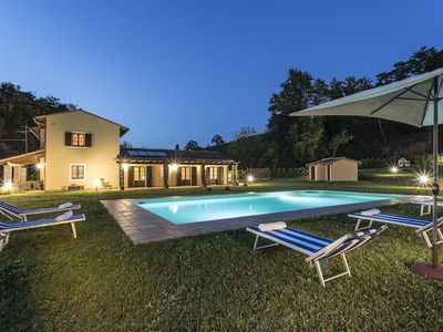 Photo for An elegant luxury Villa surrounded by greenery and in total privacy.