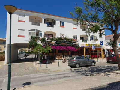 Photo for Apartment on The Strip Albufeira 900m to Beach