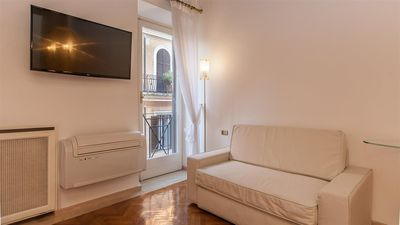 Photo for Gambero Loft 2180 apartment in Centro Storico with air conditioning.
