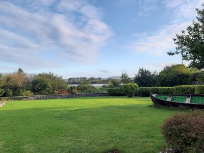 Photo for Lovely 3 Bedroom Bungalow on the shore of Lough Corrib (Oughterard.)