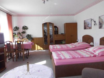 Photo for Double room 1 below - Holiday room pasture